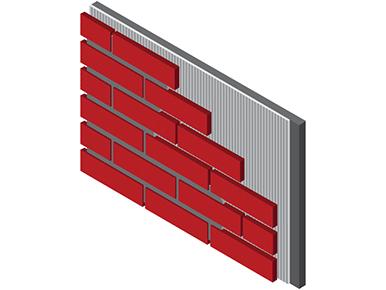 Thin Brick Tile Wall Brick Panels Veneer Siding