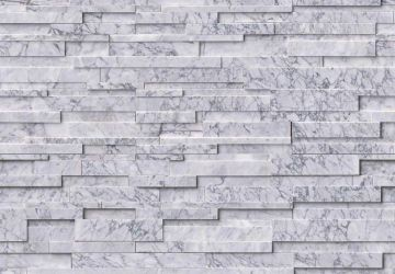 Statuarietto Capri 3D Honed - Natural Stone Ledger Panel