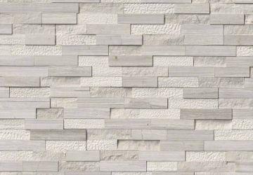 White Oak Multifinish - Natural Stone Panel