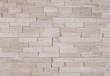 White Oak Splitface - Natural Stone Panel