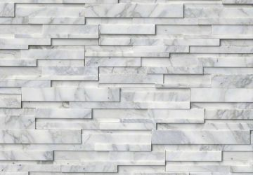Calacatta Cressa 3D Honed - Natural Stone Panel