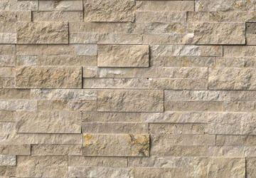 Durango Cream Splitface - Natural Stone Panel