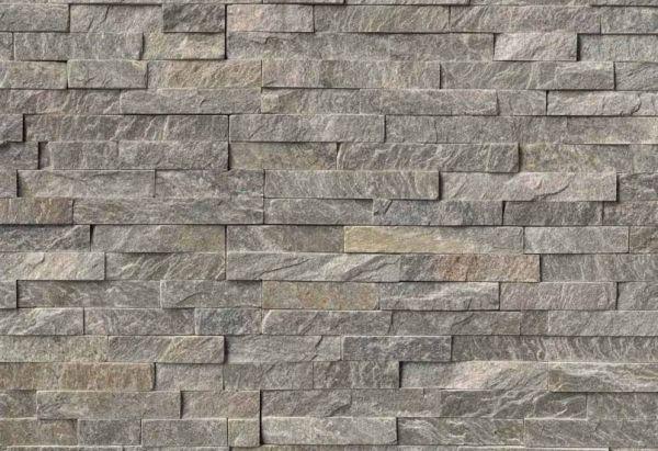 Sage Green Natural Stone Panel Thin Stone Brick It