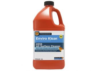 2010 All Surface Cleaner, Prosoco
