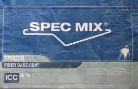 Fiber Base Coat Stucco Sanded