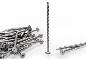 Pancake Head Drill Point - Batten Plate Screw